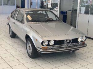 "Alfa Romeo Alfetta GT 1.6 109CV ""Conservata"""