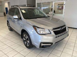 Subaru Forester 2.5i GPL