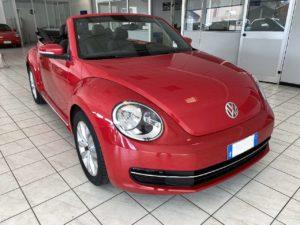 Volkswagen Maggiolino Cabrio 2.0