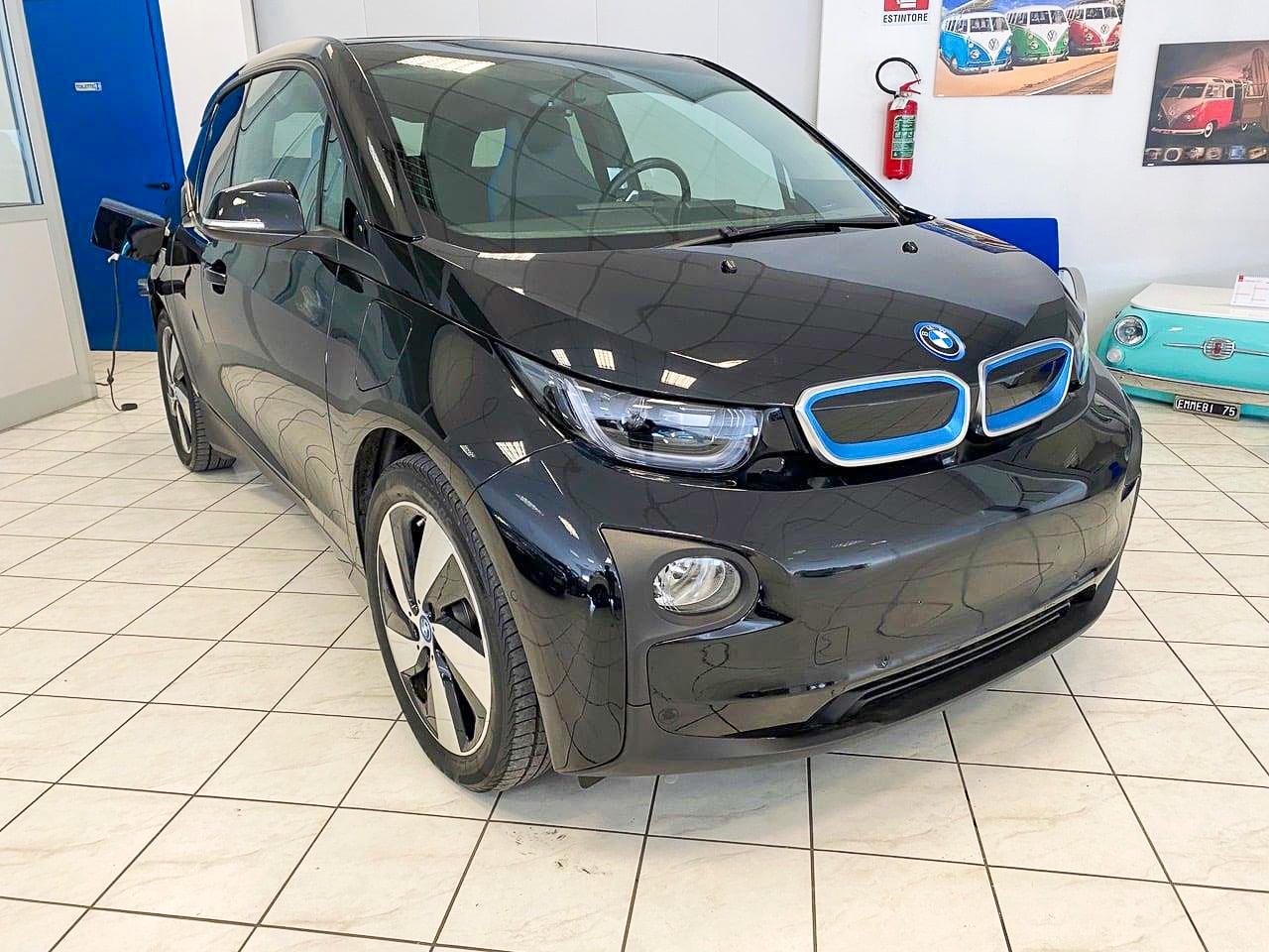 BMW3i rex anteriore