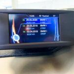BMW3i rex interno display