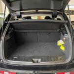 BMW3i rex interno bagagliaio