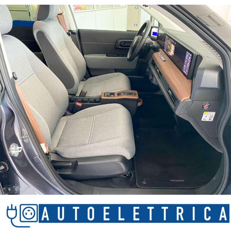 Honda e - interno